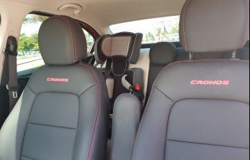 Fiat Cronos 1.3 Drive Firefly GSR (Flex) - Foto #8