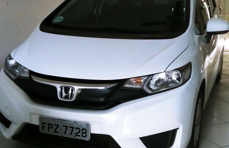 Honda Fit 1.5 16v LX CVT (Flex) - Foto #1