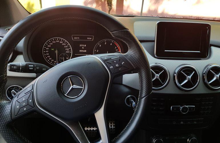 Mercedes-Benz Classe B 200 1.6 Turbo Sport - Foto #7