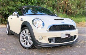 Mini Coupe S 1.6 Aut