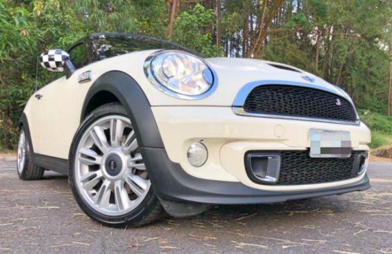 Mini Coupe S 1.6 Aut - Foto #2