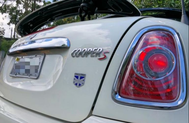 Mini Coupe S 1.6 Aut - Foto #10