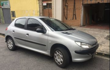 Peugeot 206 Hatch. Sensation 1.4 8V (flex) - Foto #3