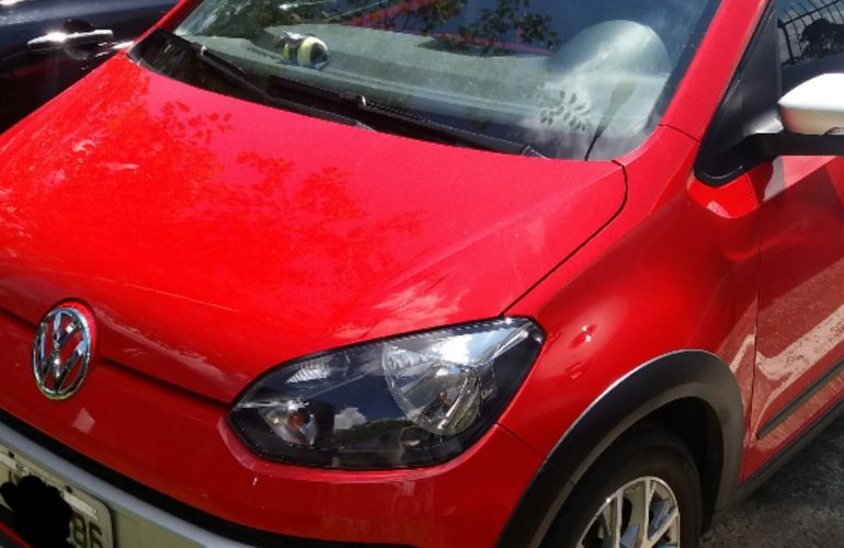 Volkswagen Up! 1.0 12v E-Flex cross up! I-Motion - Foto #1