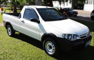 Fiat Strada 1.4 MPI 8V Fire Flex