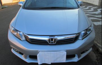 Honda New Civic LXR 2.0 i-VTEC (Aut) (Flex) - Foto #2