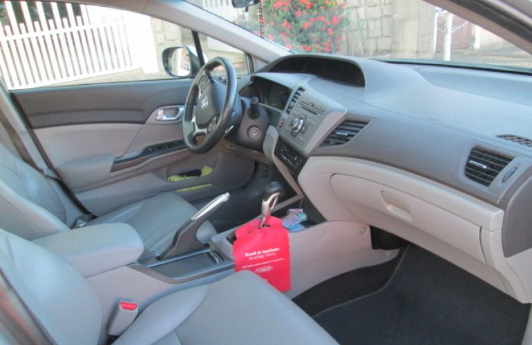 Honda New Civic LXR 2.0 i-VTEC (Aut) (Flex) - Foto #4