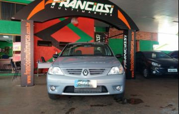 renault logan expression 1.0 16v flex