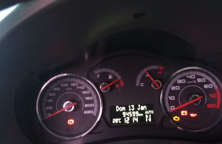 Fiat Siena Essence 1.6 16V Dualogic (Flex) - Foto #1
