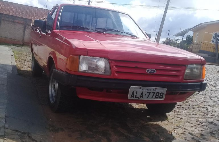 Ford Pampa S 1.8 (Cab Simples) - Foto #4