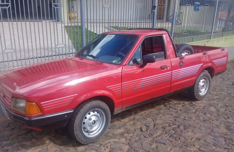 Ford Pampa S 1.8 (Cab Simples) - Foto #5