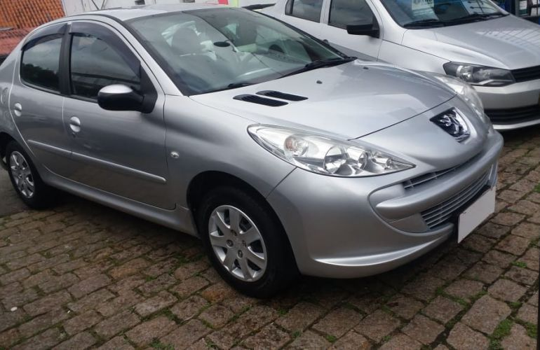 Peugeot 207 Passion XR 1.4 8V (flex) - Foto #1