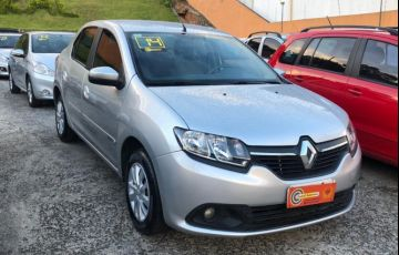 renault logan expression 1.6 8v flex