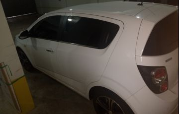Chevrolet Sonic Hatch LT 1.6 (Aut)