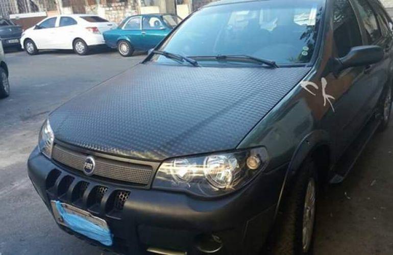 Fiat Palio Weekend Original Adventure 1.8 8V (Flex) - Foto #4
