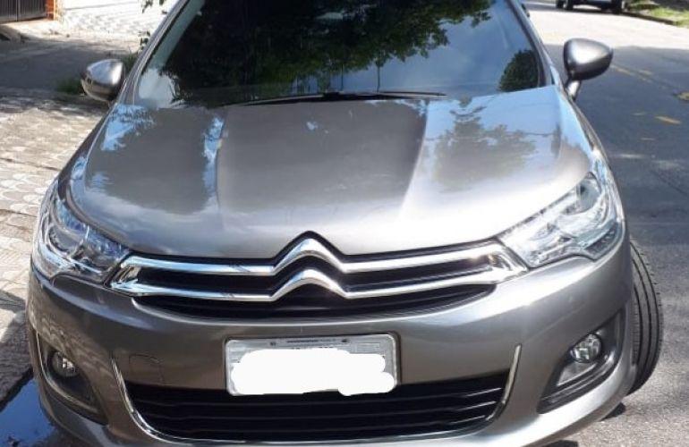 Citroën C4 Lounge Origine 1.6 THP (Flex) (Aut) - Foto #2