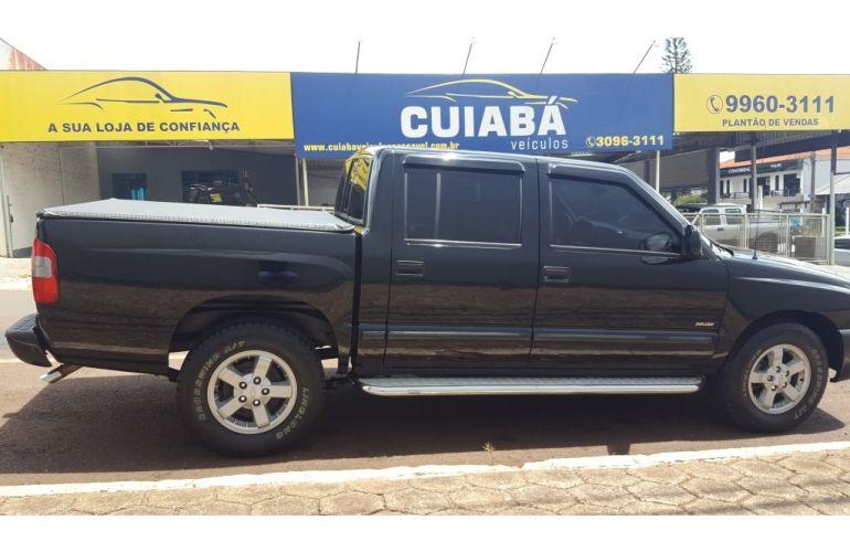 Chevrolet S10 Luxe 4x2 2.8 (Cab Dupla) - Foto #4