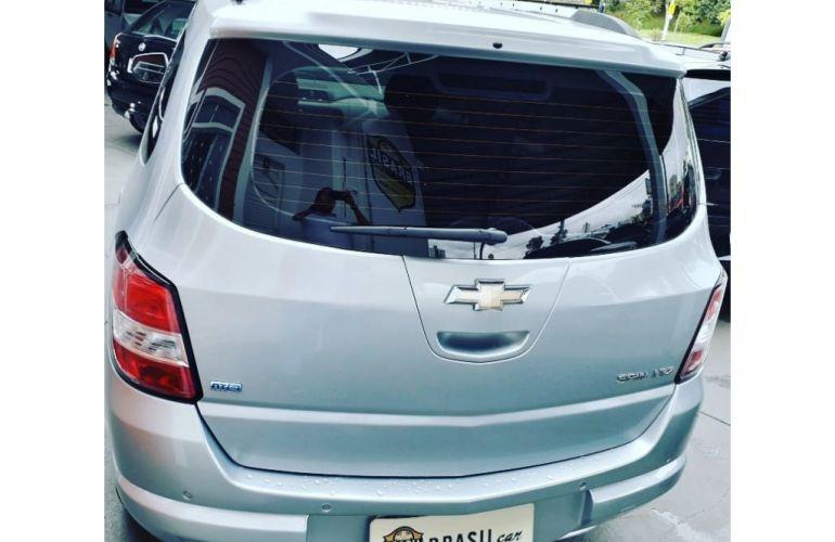 Chevrolet Spin LTZ 7S 1.8 (Flex) (Aut) - Foto #8