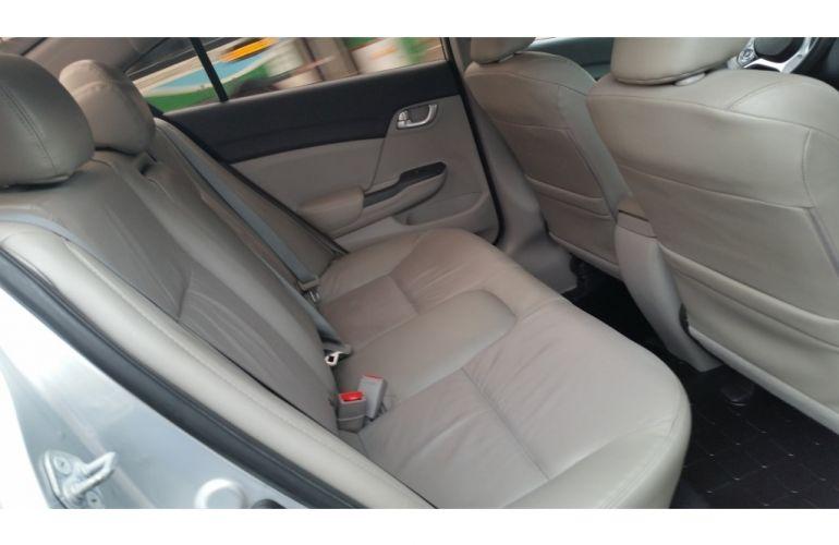 Honda Civic LXR 2.0 i-VTEC (Aut) (Flex) - Foto #10