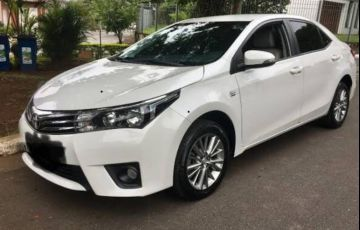 Toyota Corolla Sedan 2.0 Dual VVT-I Flex Altis Multi-Drive S