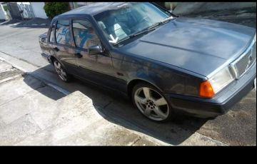 Volvo 460 1.8 Turbo - Foto #4