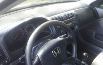Honda Civic Sedan LX 1.7 16V - Foto #9