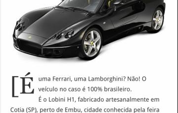 Lobini H1 1.8 turbo - Foto #10