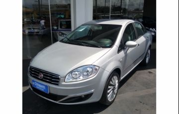 Fiat Linea Absolute 1.8 16V Dualogic (Flex)
