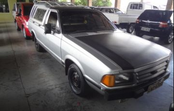 Ford Pampa GL 1.6 (Cab Simples)