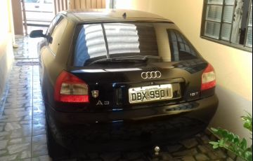 Audi A3 1.8 20V Turbo (180hp) 2p