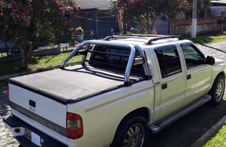 Chevrolet S10 STD 4x2 2.4 MPFi (Cab Dupla) - Foto #5