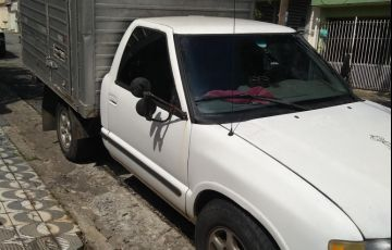 Chevrolet S10 Luxe 4x2 2.2 EFi (Cab Simples) - Foto #8