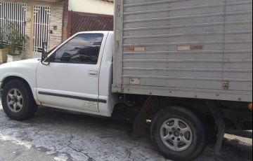 Chevrolet S10 Luxe 4x2 2.2 EFi (Cab Simples) - Foto #9