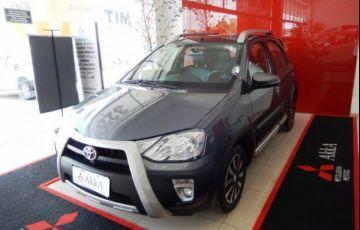 Toyota Etios Cross-MT 1.5 16V Flex