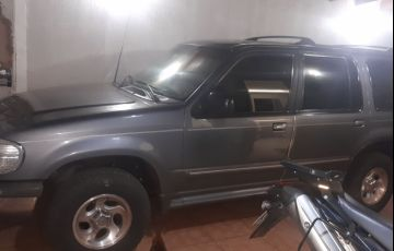 Ford Explorer XLT 4x4 4.0 V6 (aut)