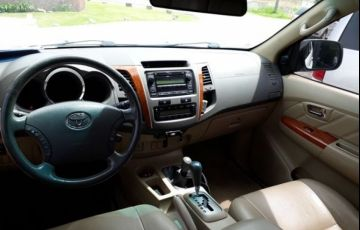 Toyota Hilux SW4 SRV 4X4 7 Lugares 3.0 Turbo Intercooler 16V - Foto #6