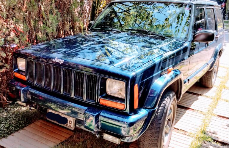 Jeep Cherokee Sport 4.0 (aut) - Foto #1