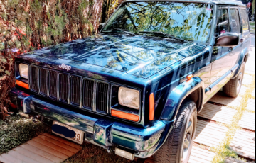 Jeep Cherokee Sport 4.0 (aut)