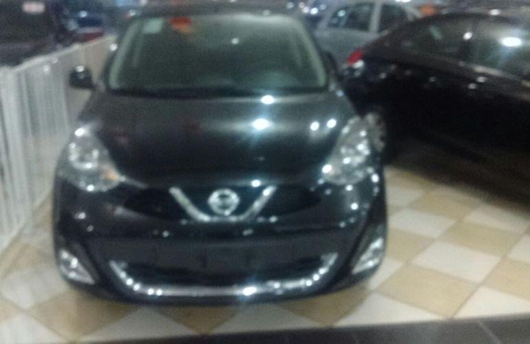Nissan March 1.6 16V SL (Flex) - Foto #3