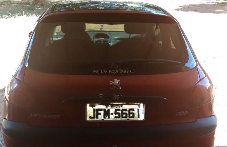 Peugeot 206 Hatch. Passion 1.6 16V - Foto #1