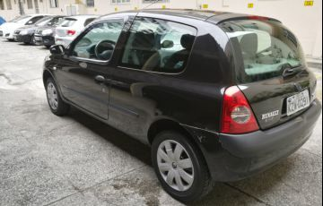 Renault Clio Hatch. Expression 1.0 8V - Foto #4