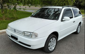 Volkswagen Parati GL 1.8 MI