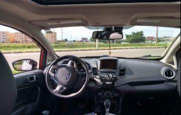 Ford New Fiesta Sedan 1.6 Titanium PowerShift Plus (Flex)