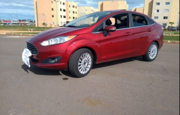 Ford New Fiesta Sedan 1.6 Titanium PowerShift Plus (Flex) - Foto #4