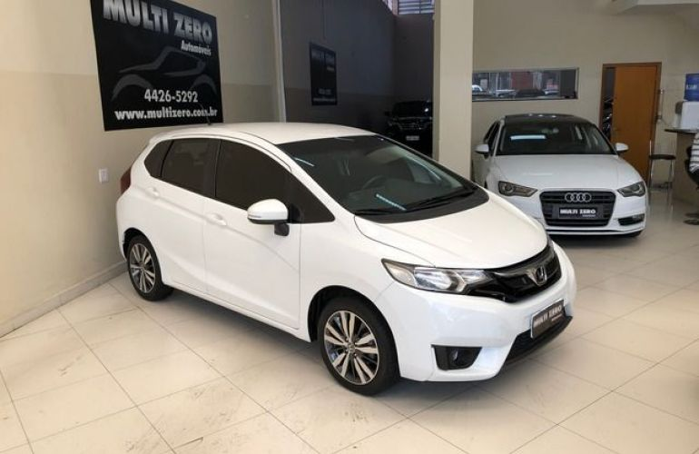 Honda Fit EX 1.5 16V (flex) - Foto #1