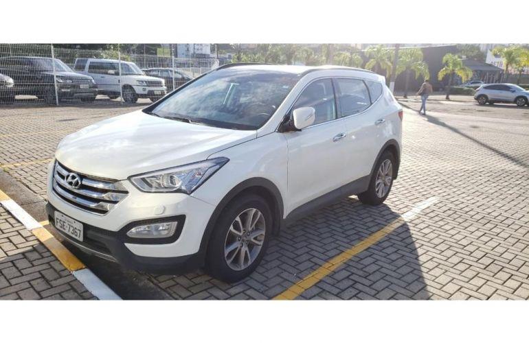 Hyundai Santa Fe 3.3L V6 4x4 (Aut) 7L - Foto #1