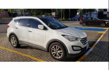 Hyundai Santa Fe 3.3L V6 4x4 (Aut) 7L - Foto #2