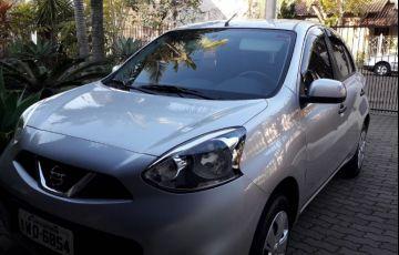 Nissan March 1.6 16V S (Flex) - Foto #1