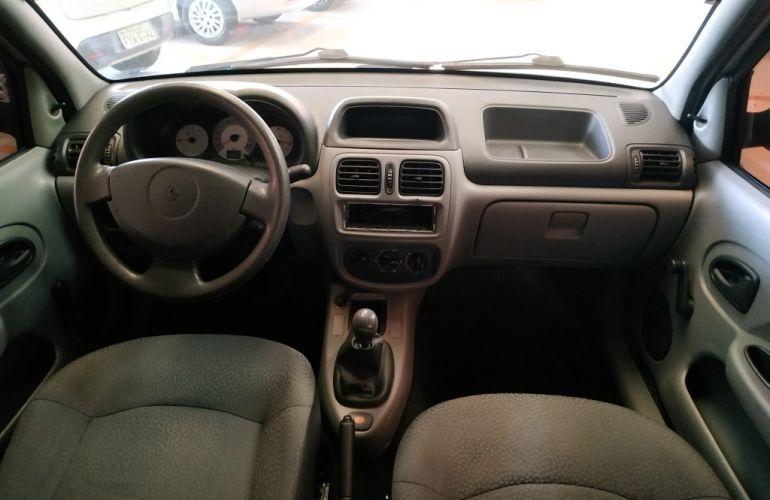 Renault Clio Hatch. Campus 1.0 16V (flex) 4p - Foto #6