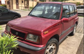 Suzuki Sidekick 1.6 16V Metal Top